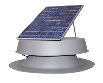 Solar Powered Electric Fans