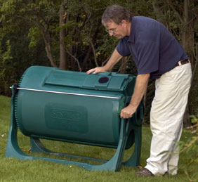Turning Composter