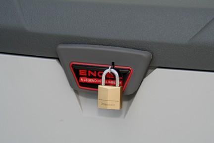 Engel Optional Pad Lock