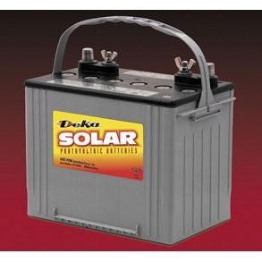 East Penn- Deka Solar AGM 8A27DT 12V Deep Cycle Battery