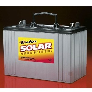 East Penn- Deka Solar AGM 8A31DT 12V Deep Cycle Battery