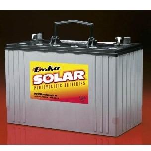 East Penn- Deka Solar AGM 8A31DT 12V Deep Cycle Battery