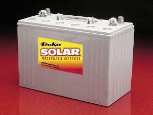 East Penn- Deka Solar GEL 8G31DT 12V Deep Cycle Battery