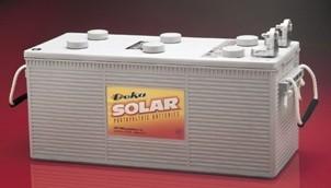 East Penn- Deka Solar GEL 8G4DLTP 12V Deep Cycle Battery