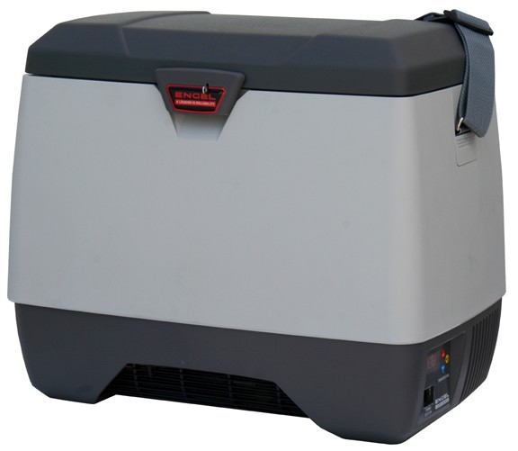 Engel 15 EMS- Constant Temp. Fridge, Freezer, Heater w/ Digital Display