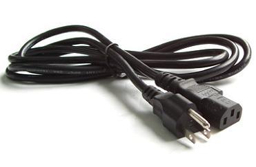 Engel 5' Replacement Detachable 120V AC Power Cord- AC CORD