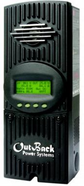 Outback FM60 MPPT Charge Controller- 12, 24, 36, 48, or 60 VDC