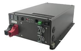 Samlex ST1000-124 Pure Sine Wave Inverter c/w Transfer Switch 24VDC-1000VAC