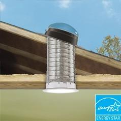 "Velux 14"" TGF Flexible Low Profile SunTunnel- Acrylic Dome"