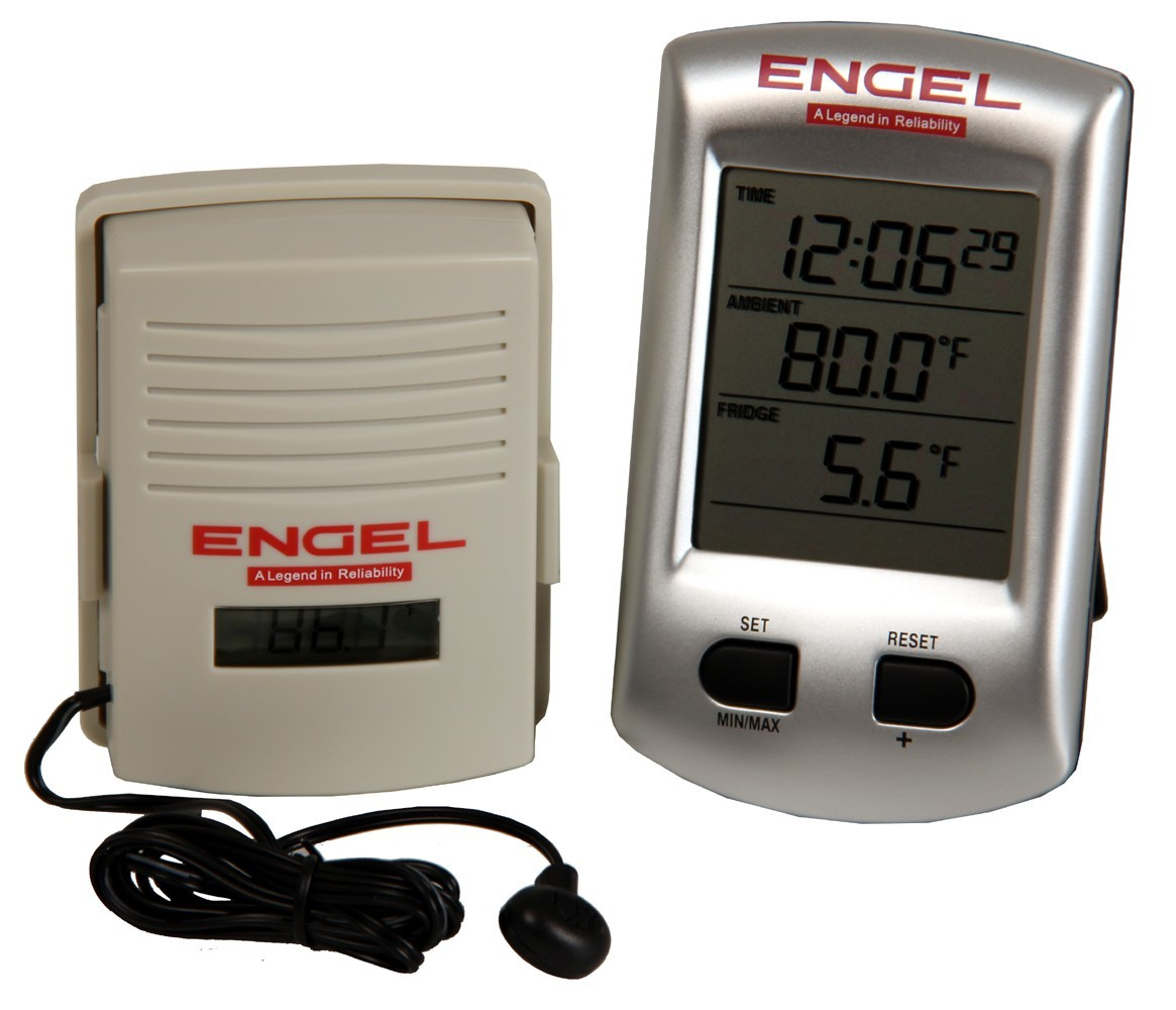 Engel Wireless Receiver & Digital Thermometer- EDTHERM