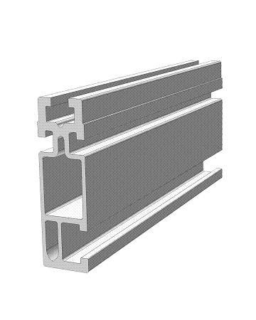 """Unirac 300106 - SolarMount Pro-Pak Rail Kit - 8 Rails - 106"""""""