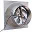 Natural Light SAFG-36 Watt Gable Solar Attic Fan (Includes Remote Solar Panel)