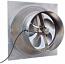 Natural Light SAFG-24 Watt Gable Solar Attic Fan (Includes Remote Solar Panel)