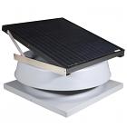 Natural Light SAF48CM- 48-Watt Curb-Mounted Solar Attic Fan (Flat Rooftops)
