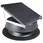 Natural Light SAF-48 Watt Solar Attic Fan - Free Shipping