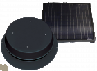 SAF65 Natural Light 65-watt Solar Attic Fan