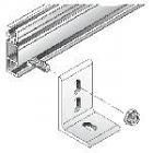 "Unirac 300206 - SolarMount Rail Kit - 2 Rails - 106"""