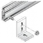Unirac 300211 - SolarMount Rail Kit - 2 Rails - 168""