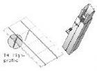 Unirac 310107 - High Profile Tilt Leg Kit (2 Legs Per Kit)
