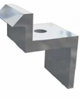 Unirac 320083 - 20 Pack- Top Mount G SM Dark Bronze Endclamp