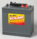 East Penn- Deka Solar Flooded GC15DT 6V  Deep Cycle Battery