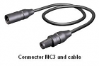 Pre-Assembled Multi-Contact MC3 Cable - Generation 1 - 55 Feet