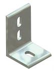 Unirac 310068-125 - L-Feet- Serrated- Clear Anodized W/ Hardware (125 Pack)