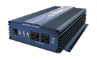 Samlex PST-100S-12A 1000 Watt Pure Sine Wave Inverter, 12VDC-120VAC
