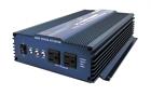 Samlex PST-100S-24A 1000 Watt Pure Sine Wave Inverter, 24VDC-120VAC