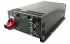 Samlex ST1500-112 Pure Sine Wave Inverter c/w Transfer Switch 12VDC-1500VAC